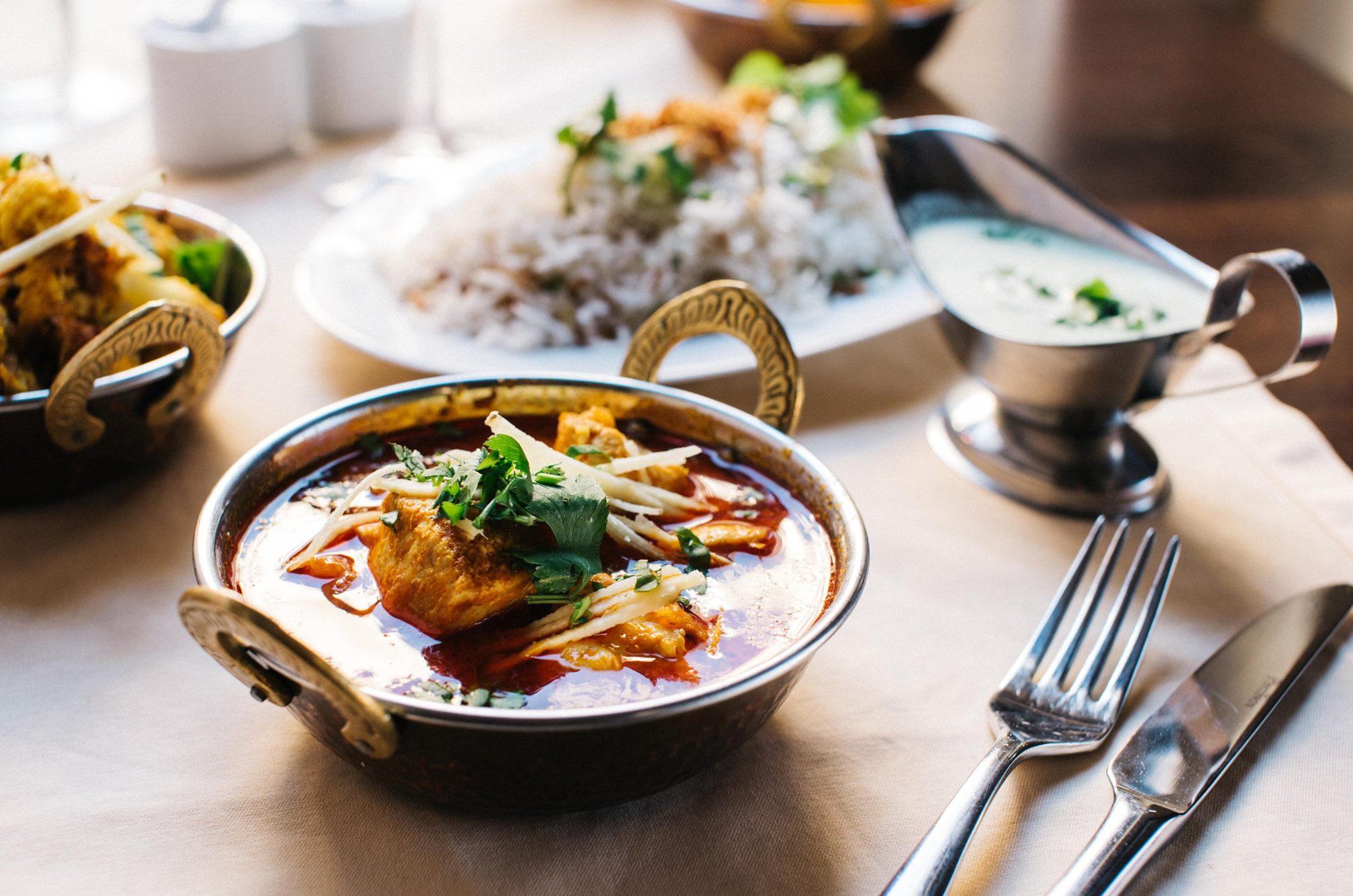 Unsere Indischen Gerichte werden Sie faszinieren