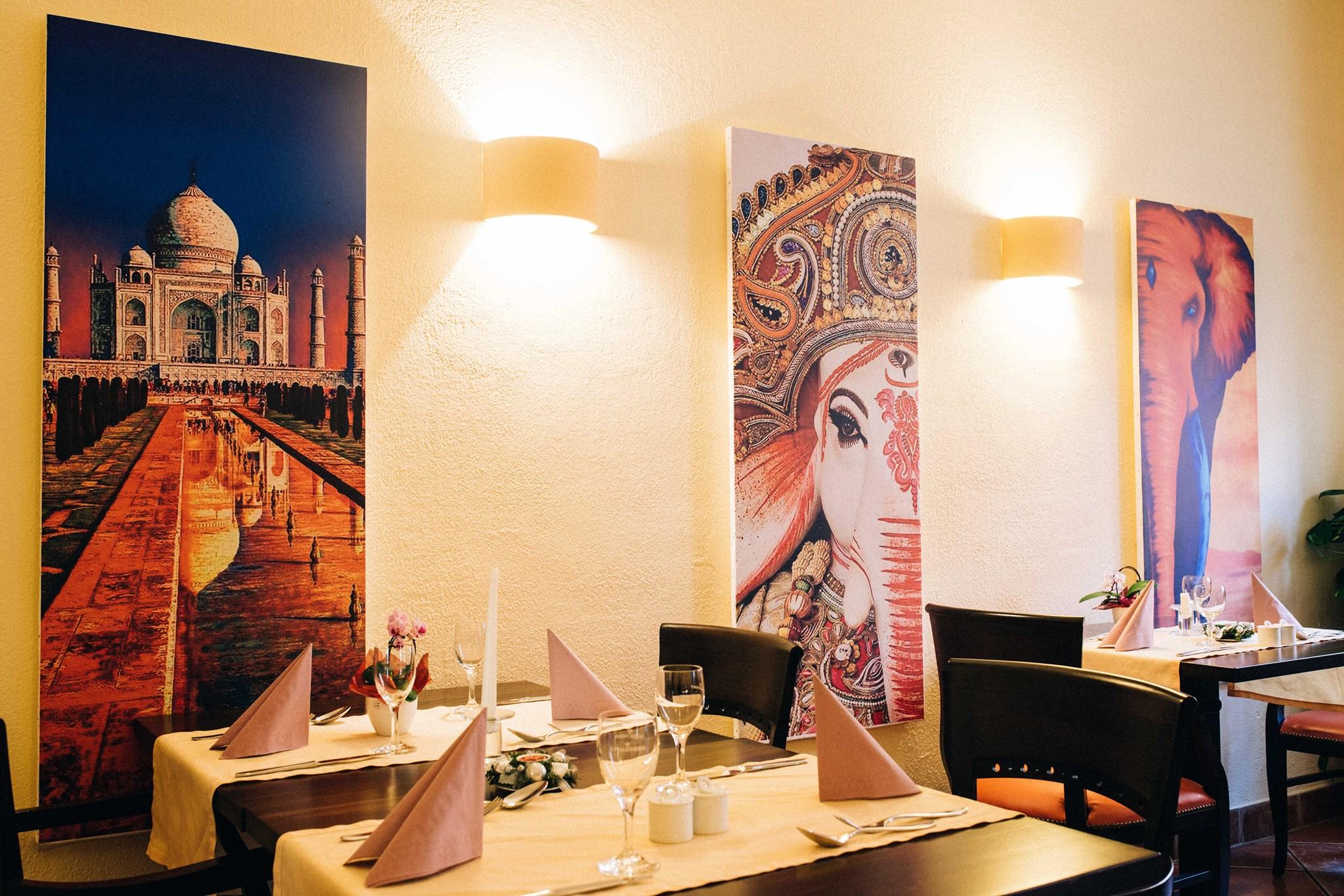 Wilkommen im ihren indischen Restaurant Haweli in Köln-Zollstock